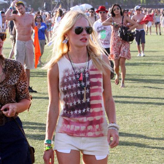 Celebrity Style at Coachella