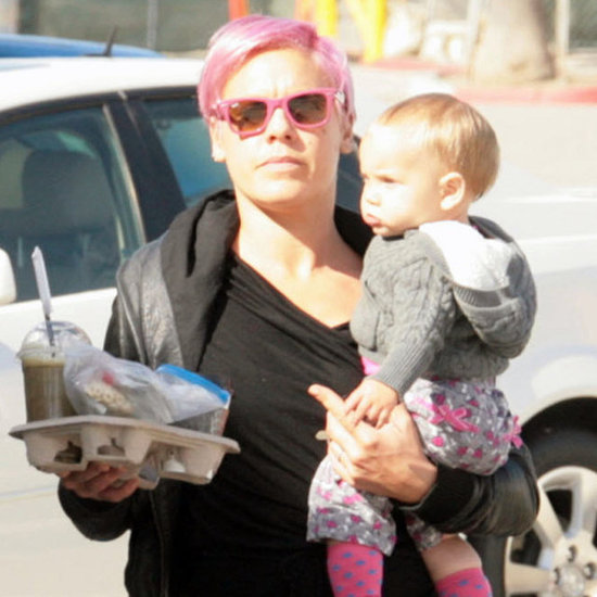 Pink With Pink Hair Pictures