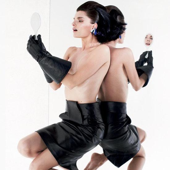 Carine Roitfeld's New Magazine CR Fashion Book