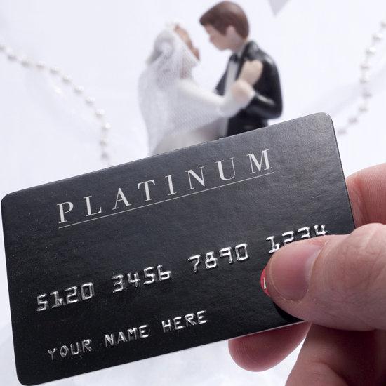 best credit cards for wedding expenses popsugar smart living