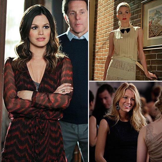 Small Screen Style Round-Up: Revenge, Gossip Girl, Pretty Little Liars & More!