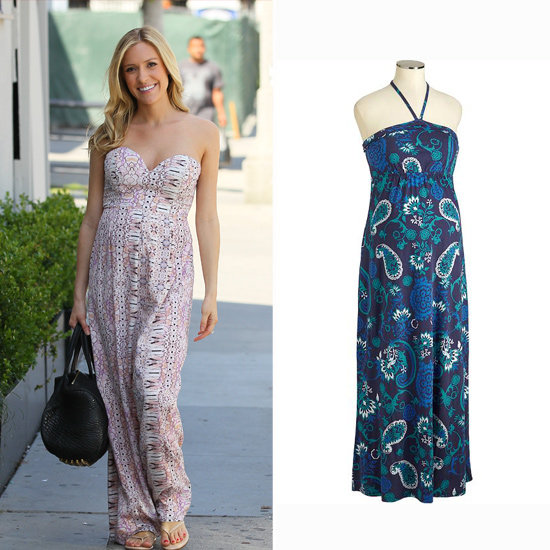 Kristin Cavallari's Made-For-Mom Maxi