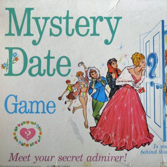 Mystery Date Board Game