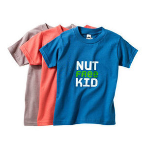 Food Allergy T-Shirts For Kids