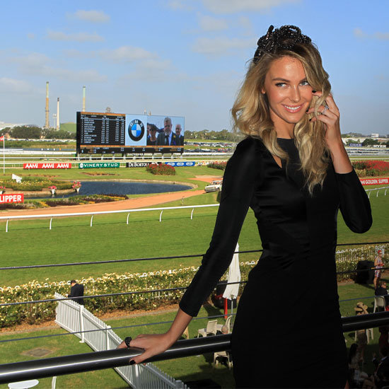 Jennifer Hawkins, Laura Dundovic & more Celebrities Frock Up for the 2012 AAMI Golden Slipper Race Day