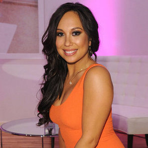 Cheryl Burke on DWTS Beauty, Tanning, and Makeup