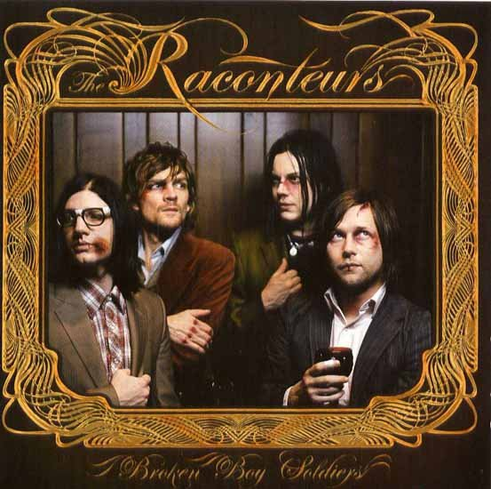 """Together"" by The Raconteurs"