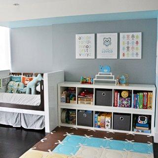 Little Boy Room Makeover