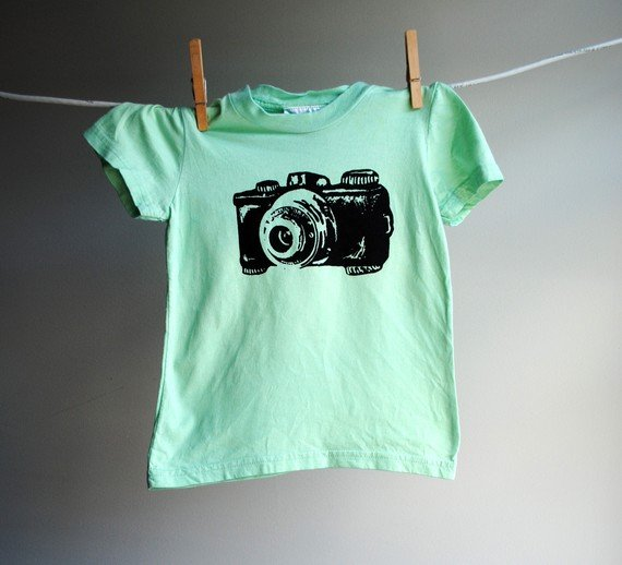 Wren Willow Camera T-shirt ($22)