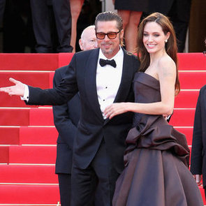 Brad and Angelina Official Engagement