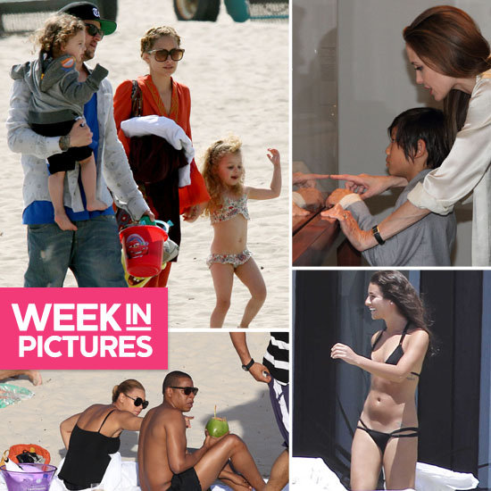 Best Celebrity Pictures Week of April 7 - 13, 2012