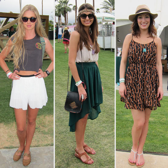There In Spirit: More Coachella Festival Fashion