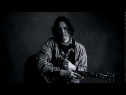 Johnny Depp For Paul McCartney Video