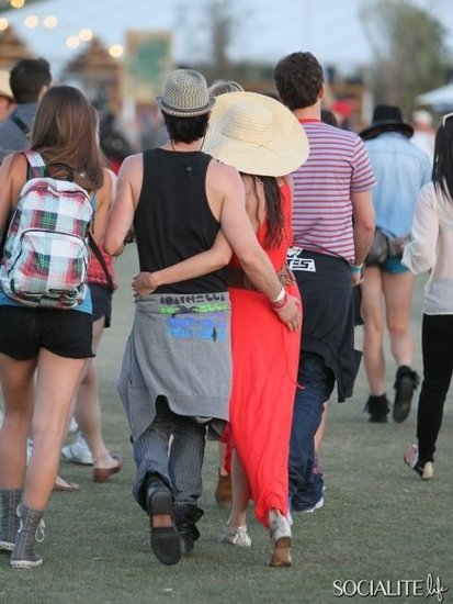 Zoe Kravitz,Kristen Stewart, Nikki Reed, Alicia Silverstone With Her Baby & More Hit Up Coachella!