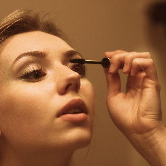Keep Mascara Off Eyelids