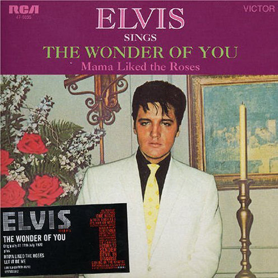 """The Wonder of You"" by Elvis Presley"