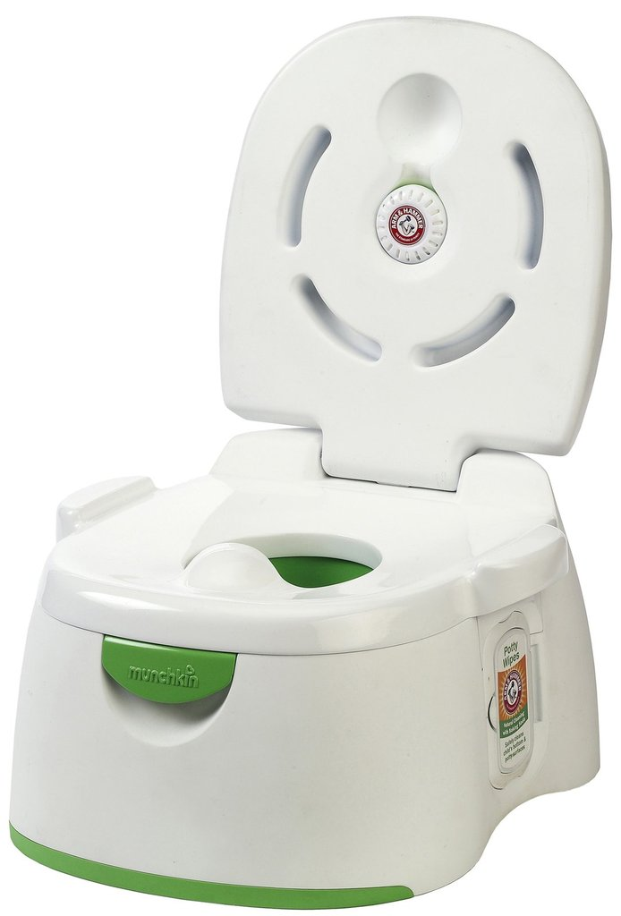 Arm & Hammer 3-in-1 Potty Seat ($35)