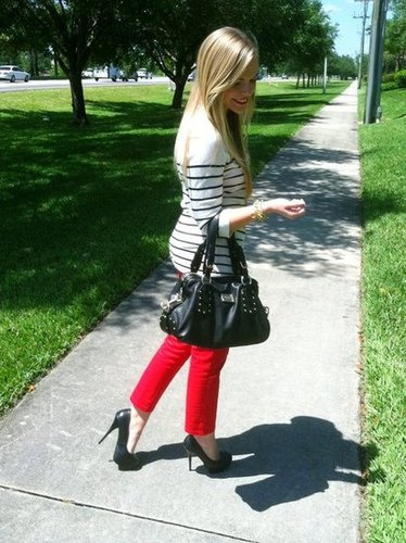 Look of the Day: Kristin of Living In Color Print