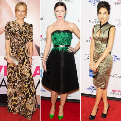 Emily Blunt, Olivia Wilde, Camilla Belle & more Frock Up for The Give Year Engagement Premiere in NYC: Who Looked The Most Fab?