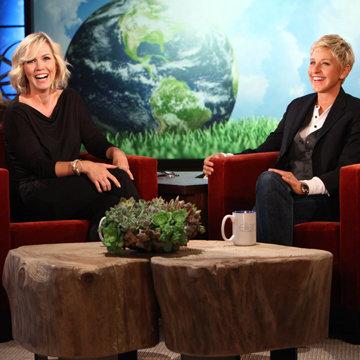 Jennie Garth Talks Divorce With Ellen