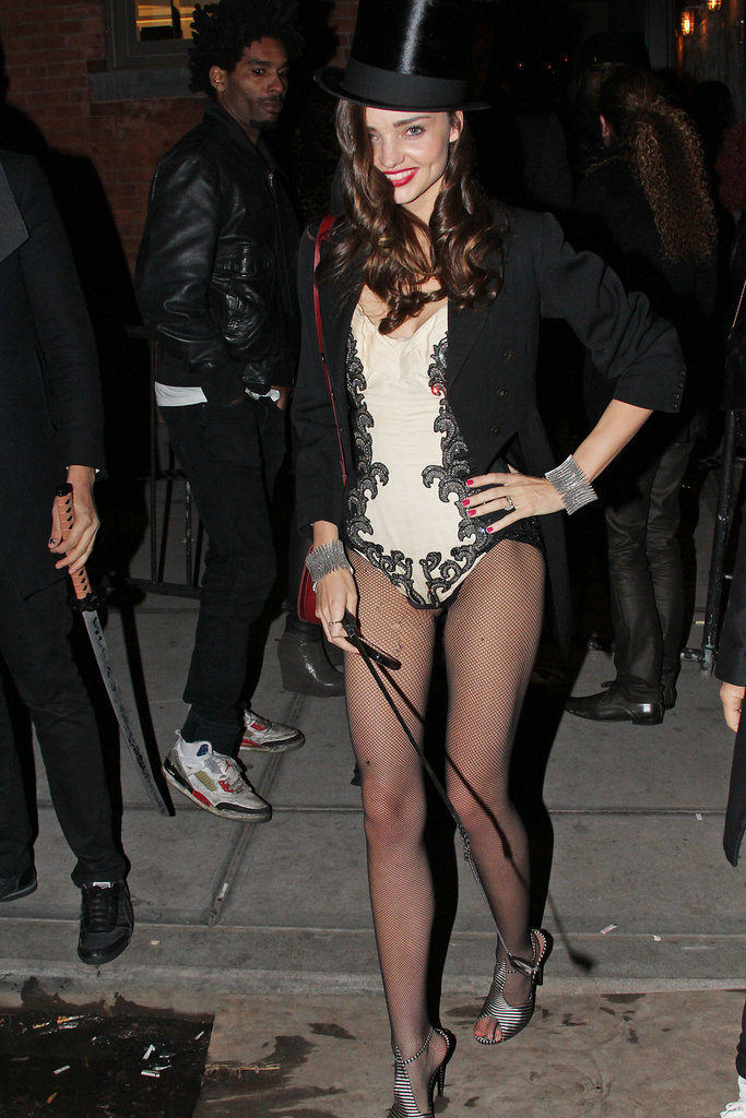 October 2011: Halloween Party in NYC