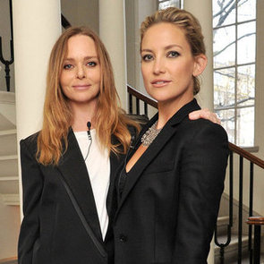 Kate Hudson And Stella McCartney Together At Vogue Festival In London