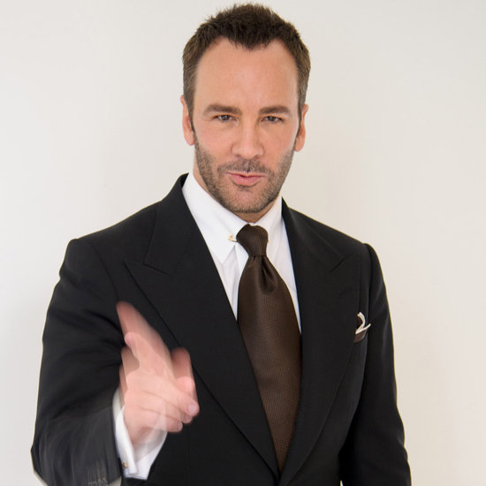 Tom Ford's Talk at Vogue Festival