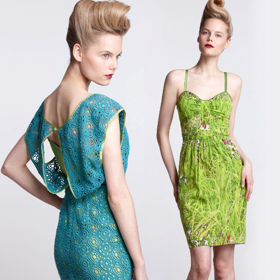 Tracy Reese For Anthropologie Made In Kind May 2012