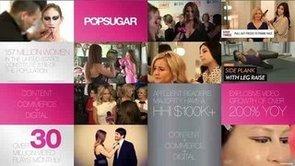 PopSugar Digital NewFront