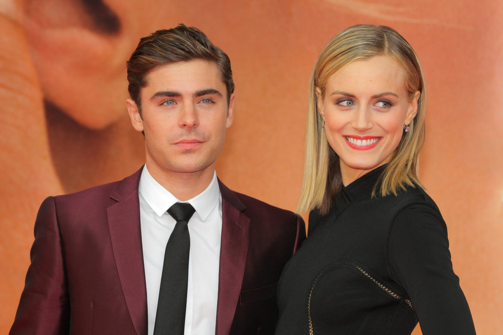 Zac Efron and Taylor Schilling both looked stunning on the red carpet in Berlin.
