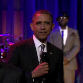 Obama on Jimmy Fallon