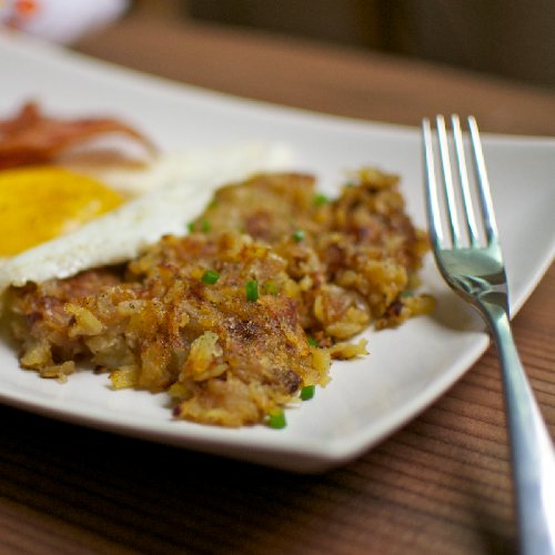 Sweet Potato Hash Brown Recipe