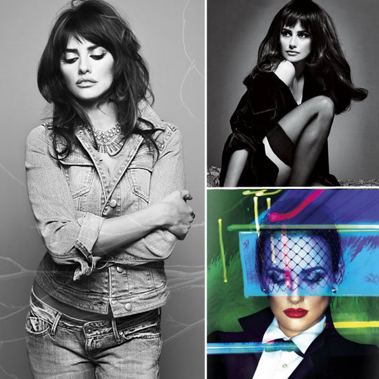 Penelope Cruz Fashion Editorials