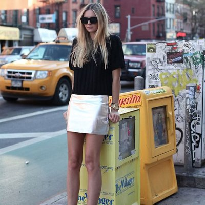 Weekend Street Style April 27, 2012