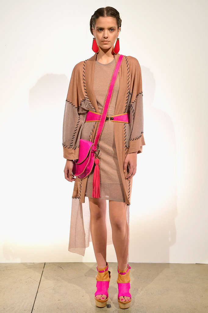 Kirrily Johnston Spring/Summer 2012-2013