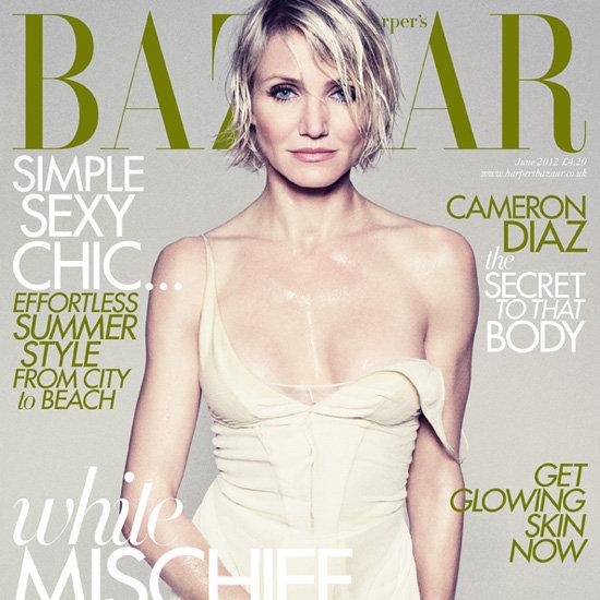 Cameron Diaz Pictures in Harper's Bazaar UK