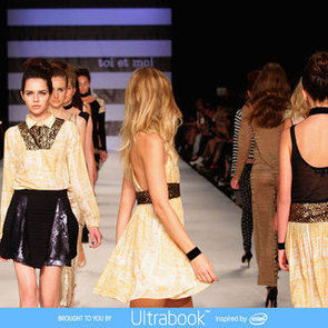 Pictures and Runway Review of Toi Et Moi Spring Summer 2012-2013 Mercedes Benz Fashion Week Australia Catwalk Show