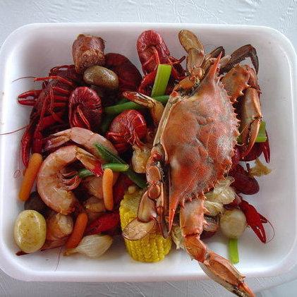 Avery Island Food