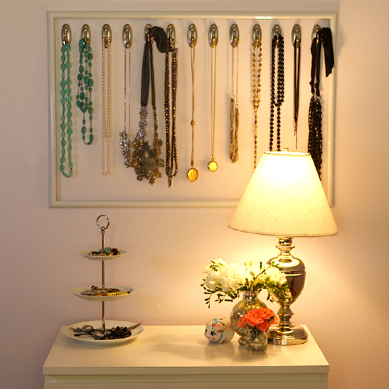Organize All of Your Jewelry in Style
