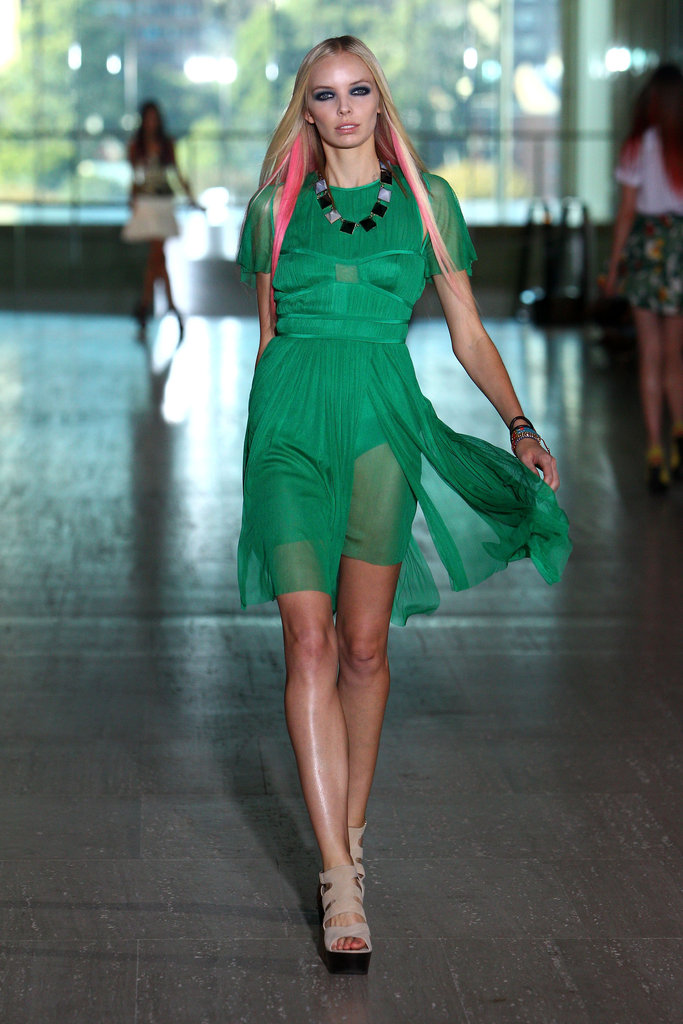 Lisa Ho Spring/Summer 2012-2013