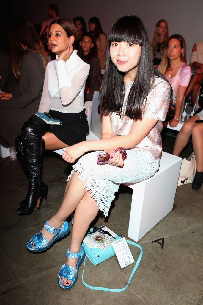 Susie Bubble at We Are Handsome