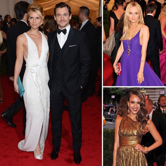 Met Gala 2012 Pictures Roundup