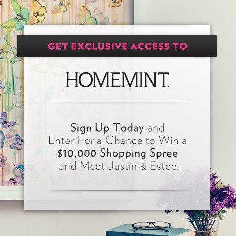 Justin Timberlake and Interior Designer Estee Stanley Launch HomeMint