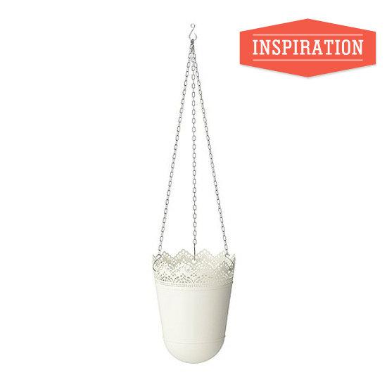 Ikea Planter DIY Into Lamp