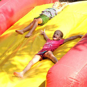 Water Wipeout Birthday Party
