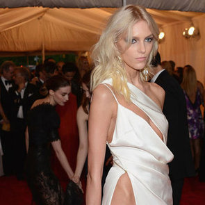 Model Mania! See What Supermodels Karlie Kloss, Anja Rubik, Karolina Kurkova and more wore to the 2012 Met Gala!