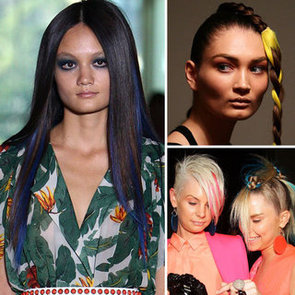 2012 MBFWA Beauty Trend: Hair Colour