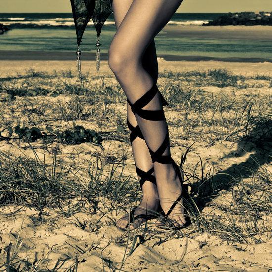 Fake Sandal-Ready Feet For Spring