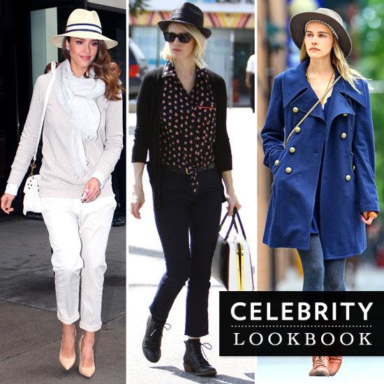 Celebrities Wearing Wide-Brimmed Hats