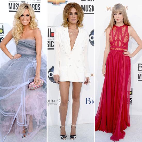 What Stars Wore to Billboard Music Awards 2012